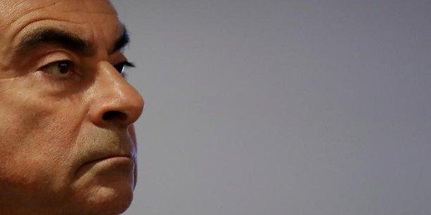 Ghosn reflechit aux liens capitalistiques renault-nissan[reuters.com]