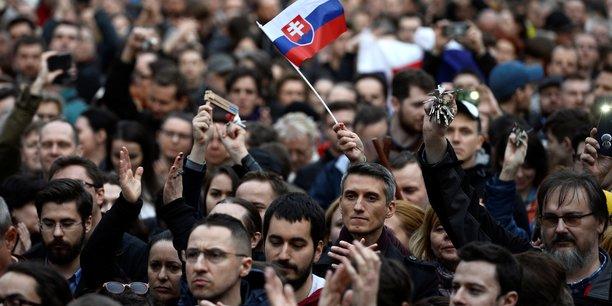 Affaire kuciak: demission du ministre de l'interieur slovaque[reuters.com]