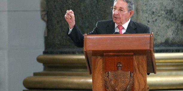 Cuba: le choix du prochain president avance d'un jour[reuters.com]