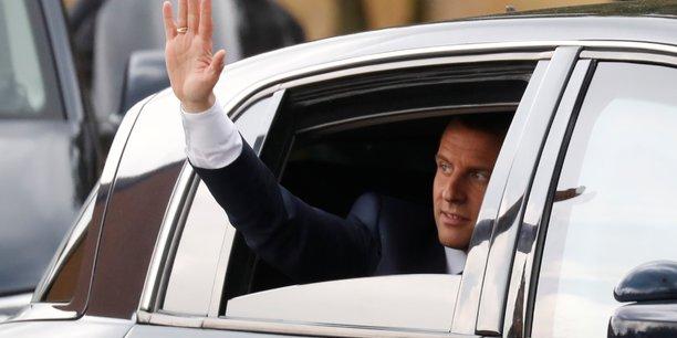 Macron se rendra a ottawa juste avant le sommet du g7 de juin[reuters.com]