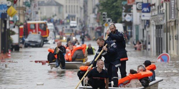 73 % des intercommunalités érigent la gestion des milieux aquatiques et prévention des inondations en « enjeu majeur »