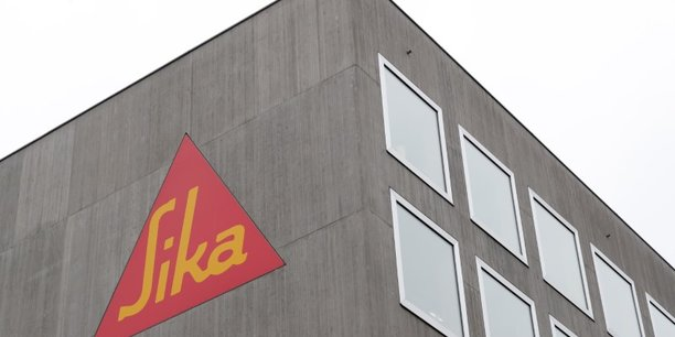 Sika: les ventes du 1er trimestre un peu meilleures qu'attendu[reuters.com]