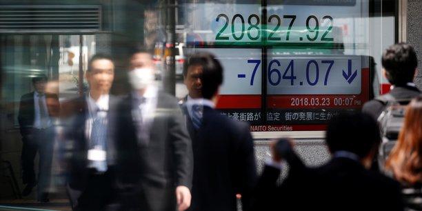 Tokyo finit sur une note indecise[reuters.com]