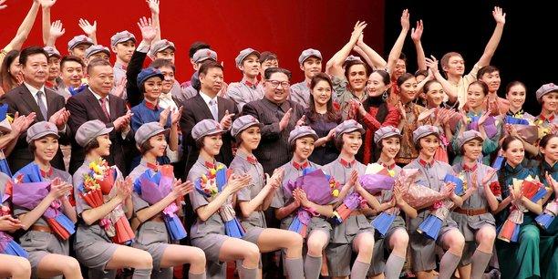 Coree du nord: pas de defile militaire pour la journee du soleil[reuters.com]