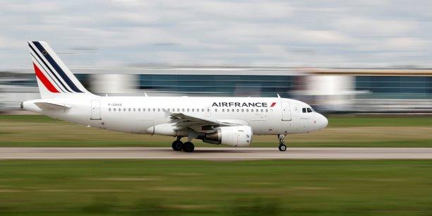 Air france prevoit d'assurer 70% de vols mercredi[reuters.com]
