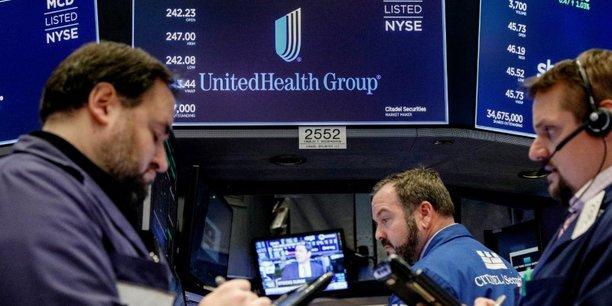 Unitedhealth publie un benefice meilleur que prevu au 1er trimestre[reuters.com]