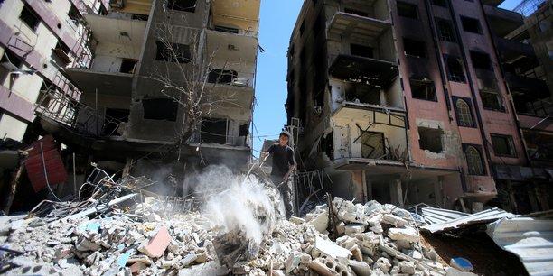 La france exige un acces immediat de l'oiac en syrie[reuters.com]