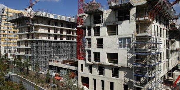 La moitié des investissements en Europe sont destinés à la construction, selon les chiffres de la Commission européenne.