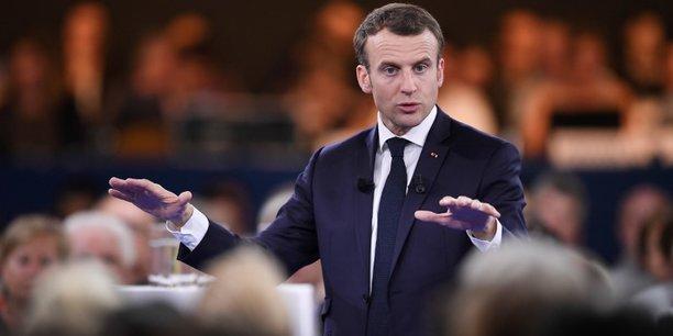 Après une baisse continue des bonnes opinions à son égard depuis décembre, Emmanuel Macron enregistre un regain de popularité en avril.