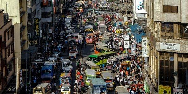 La capitale kényane, Nairobi, devrait voir sa population passer de 5 à 8 millions d'habitants au cours de la prochaine décennie.