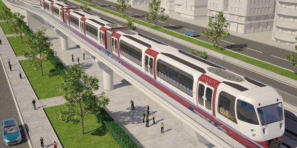 La ligne TAE comportera 21 stations sur 27 kilomètres de tracé.