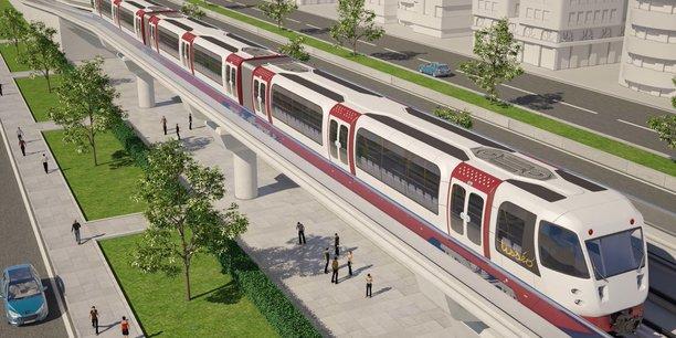 L'ensemble des systèmes de la troisième ligne du métro toulousain a été confié à Systra et Arcadis