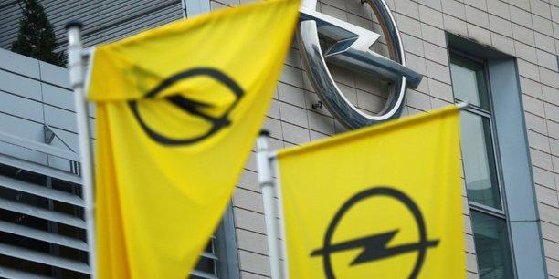 Pas de licenciements secs jusqu'à 2023. Sur les 19.000 salariés d'Opel (groupe PSA) en Allemagne, quelque 3.700 doivent quitter l'entreprise sur la base de départs volontaires.