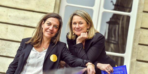 Les Bordelaises Valentine Bardinet et Séverine Valette ont créé le salon Profession'L dédié à la reconversion professionnelle des femmes.