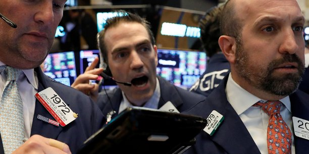 Wall street finit en baisse[reuters.com]