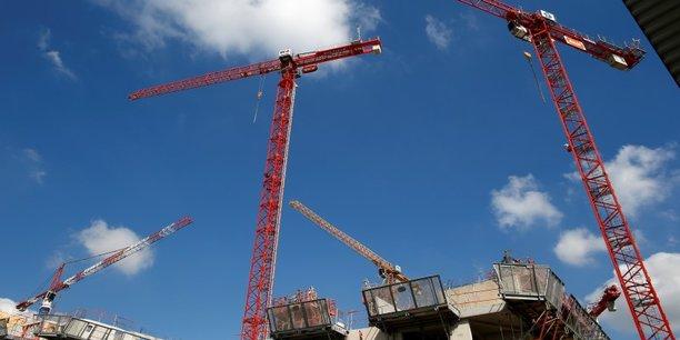 A Bordeaux Métropole, la construction n'attire que 3 % des demandeuses d'emploi.
