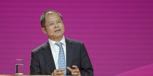 Eric Xu, PDG par intérim du géant chinois des équipements télécoms et des smartphones, a expliqué, en fin de semaine dernière, que le pays de l'Oncle Sam ne constituait plus sa priorité.