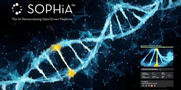 La biotech suisse mise sur la France pour renforcer sa plateforme d'intelligence artificielle qui s'appuie sur des informations génomiques afin d'améliorer le diagnostic et les traitements des patients.