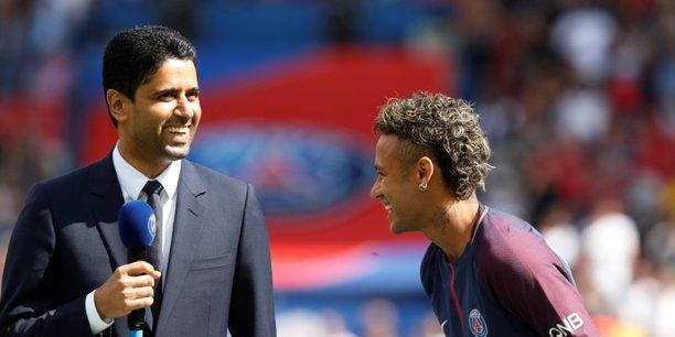 Le lancement de cet appel d'offres avait à plusieurs reprises été pressenti, notamment au sortir de l'été précédent quand l'attractivité nouvelle du Championnat, dopée par l'arrivée de la superstar Neymar au PSG pour 222 millions d'euros, faisait saliver les clubs professionnels.