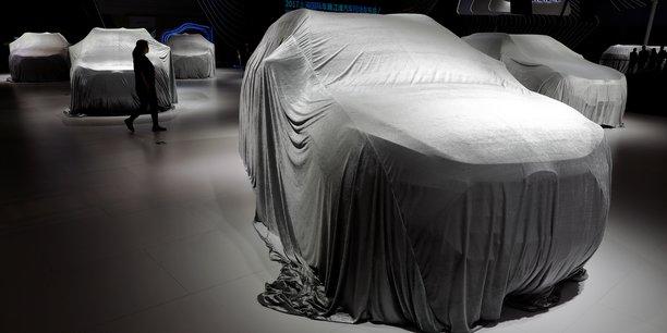 Alors que le salon automobile s'ouvre à Pékin, les marques chinoises montrent toute leur puissance.