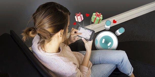 EkoSmart, une application qui permet de développer des éco-gestes pour réduire sa consommation d'énergie par le jeu.