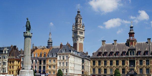 La Grande Place de Lille / DR