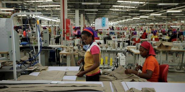 En Ethiopie, les parcs industriels lancés en 2016 et concentrés majoritairement dans le secteur du textile et de l'habillement projettent de réaliser 30 milliards de dollars de recettes à l'horizon 2030.