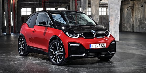bmw i3s la voiture lectrique chic mais ch re. Black Bedroom Furniture Sets. Home Design Ideas