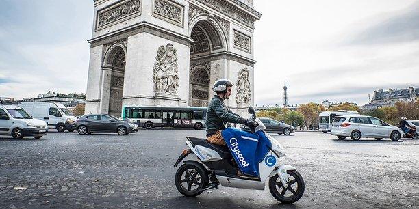 Bientôt des scooters en libre-service dans les villes européennes
