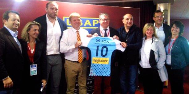 Le club de rugby catalan USAP veut se donner les moyens de ses ambitions sportives.