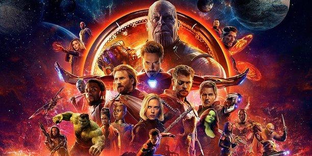 Avec 250 millions de dollars, Avengers détrône Star Wars: Le Réveil de la Force, qui avait récolté 248 millions de dollars pour son premier week-end en 2015 sur le seul marché nord-américain. Avengers: Infinity War, en récoltant 630 millions au niveau planétaire sur trois jours, est déjà bénéficiaire si l'on considère que le film a coûté entre 300 et 400 millions de dollars à produire.