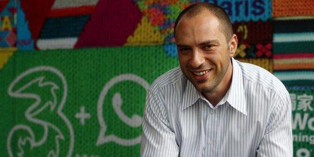 Jan Koum, co-fondateur de la messagerie WhatsApp, vient d'annoncer son départ.