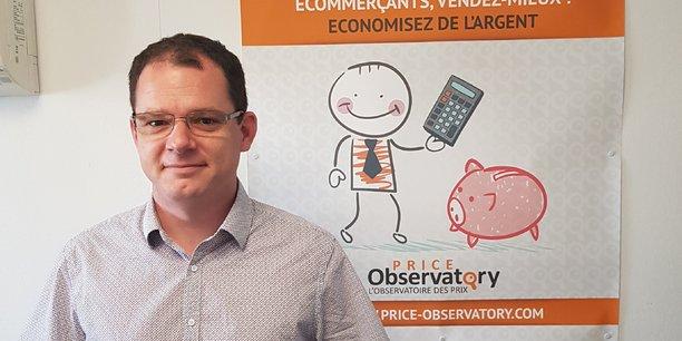 Stéphane Fehrenbach, co-fondateur de Price Observatory.