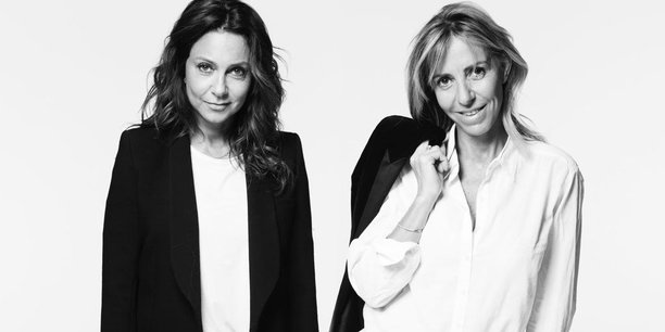 Sharon Krief et Barbara Boccara, les deux fondatrices de Ba&Sh