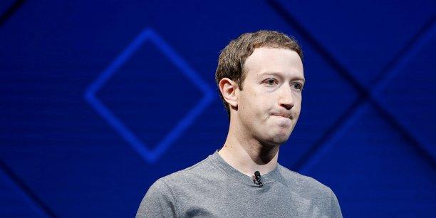 Mark Zuckerberg, Pdg et co-fondateur de Facebook, reste à la tête de son entreprise.