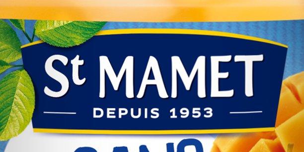 St Mamet représente 40 % de parts de marché du fruit en conserve