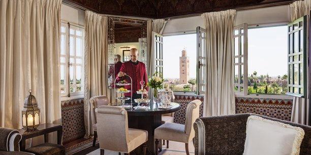 Hôtellerie : comment le palace mythique d'Afrique, la Mamounia, veut se réinventer à la rentrée