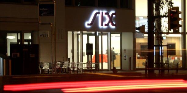 Worldline (Atos) va acquérir SIX Payment Services