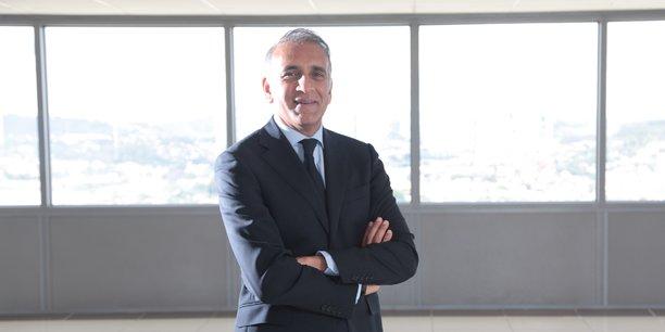 Ylias Akbaraly, franco-malgache de 57 ans, est l'architecte de la multi-sectorisation de Sipromad, fondée en 1972 par son père.