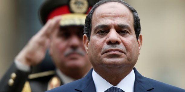 Egypte: le president sissi gracie 332 jeunes prisonniers[reuters.com]