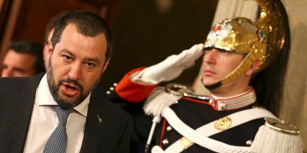 Italie: le programme de gouvernement presque boucle, dit salvini[reuters.com]