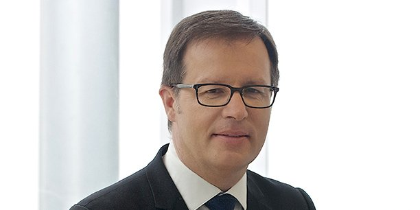 Jérôme Terpereau, président du directoire de la Caisse d'épargne Aquitaine Poitou-Charentes