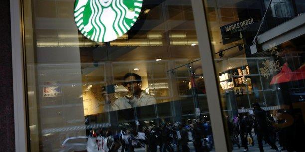 Starbucks, a suivre a wall street[reuters.com]