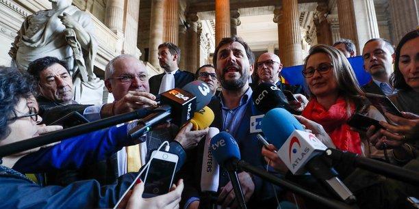 La justice belge refuse l'extradition de trois independantistes catalans[reuters.com]