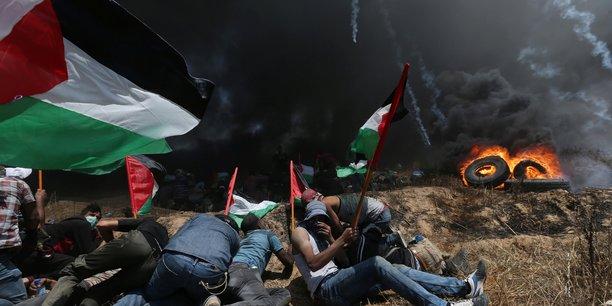 Gaza: la mobilisation s'essouffle, israel evoque une intervention du caire[reuters.com]