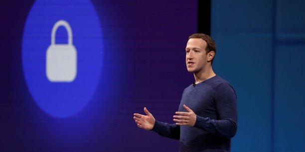 Macron recevra zuckerberg et d'autres geants de la tech le 23 mai[reuters.com]