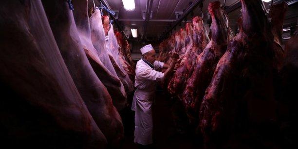 La viande de boeuf francaise bientot vendue en chine[reuters.com]