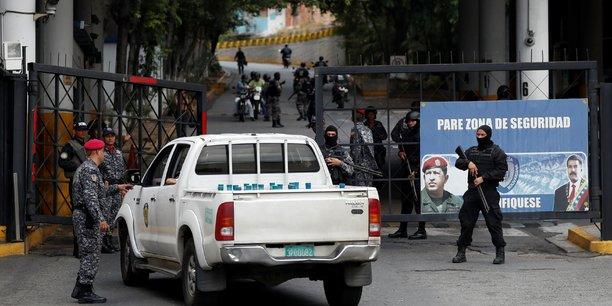 Venezuela: emeute dans une prison[reuters.com]