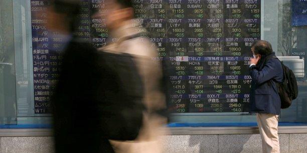 Tokyo finit en hausse[reuters.com]
