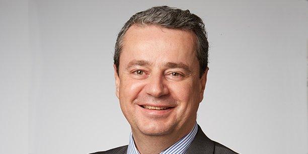 François Vincent, conseiller régional délégué à l'Université du futur